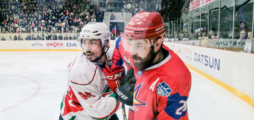 Хоккеисты и тренер «Ижстали» расскажут об итогах сезона ВХЛ