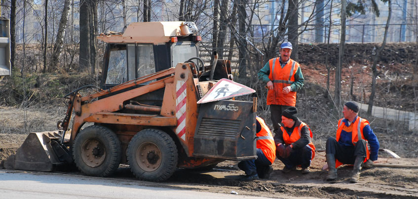 Ижевск назвали городом, где разумно тратят деньги на строительство дорог