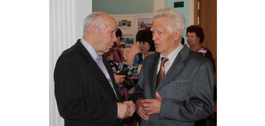 Ижевскому городскому Совету ветеранов войны и труда исполнилось 35 лет