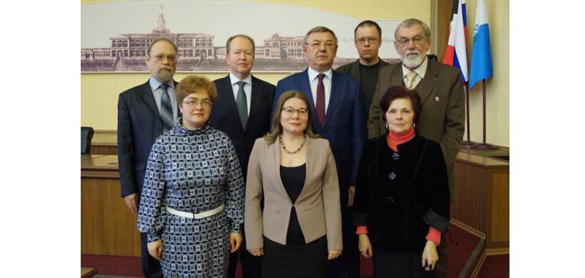 В Ижевске прошла научно-практическая конференция, посвященная 256-летию Ижевска