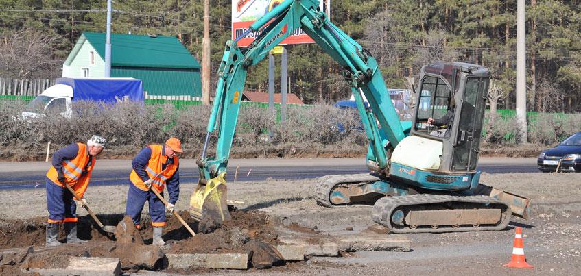 Удмуртия получила 400 млн рублей на строительство дорог, ведущих к мосту через Каму