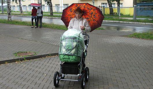 На неделе температура в Ижевске опустится до +2 градусов