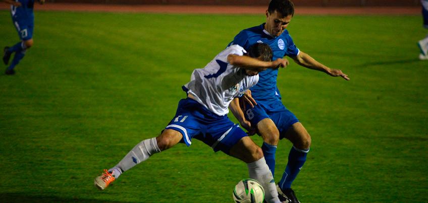 «Зенит-Ижевск» одержал победу над тольяттинской «Ладой»