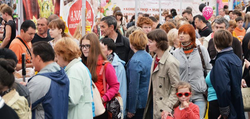 В праздничные выходные ижевчан приглашают на Первомайскую ярмарку