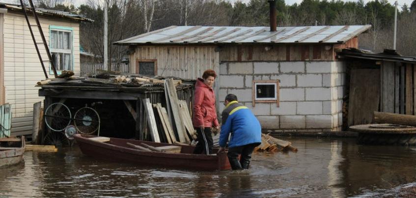Ремонт дорог в Удмуртии скорректируют из-за паводка