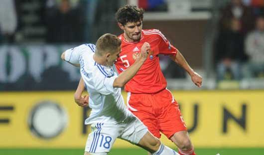 26 мая сборная России по футболу встретится в товарищеском матче со сборной Словакии