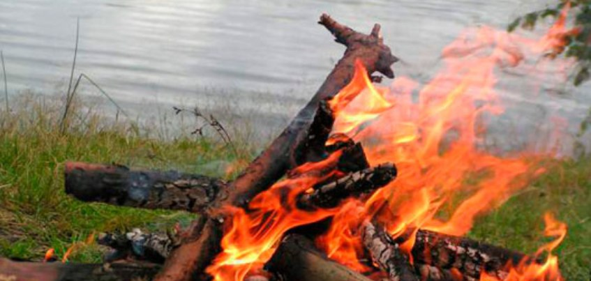 С 28 апреля в Удмуртии начнется пожароопасный сезон