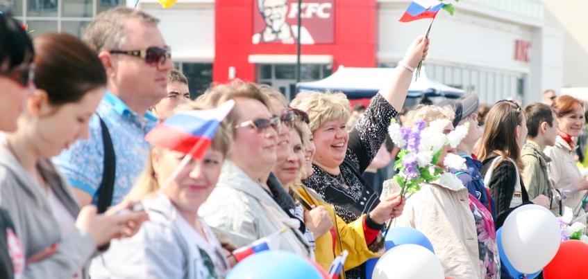 Как Ижевск отметит 1 мая: Праздничная демонстрация, концерт «Ласкового мая» и велопробег