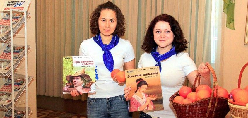 «Комсомольская правда» представит на «Первомайской ярмарке» в Ижевске новые книжные коллекции