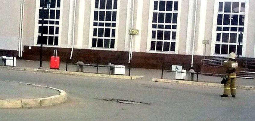 Железнодорожный вокзал в Ижевске оцепили из-за подозрительного предмета