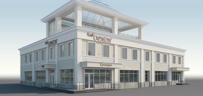 Рядом с ЖД вокзалом в Ижевске построят двухэтажное кафе