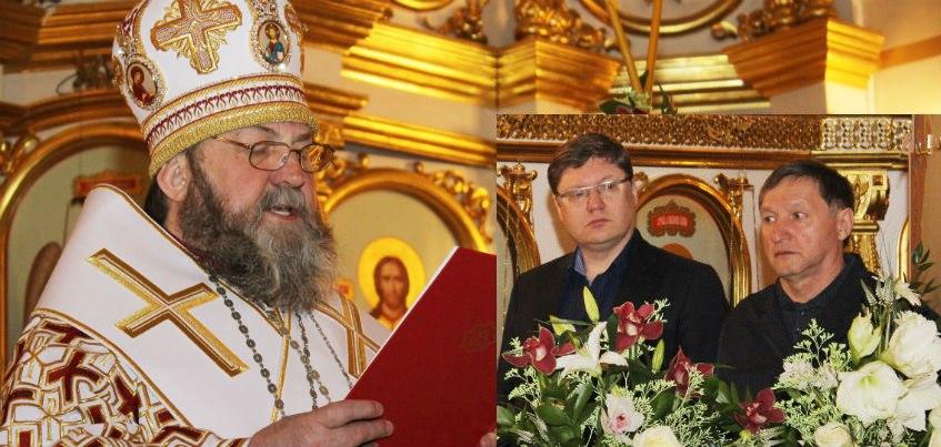 Пасхальное богослужение прошло в Ижевске