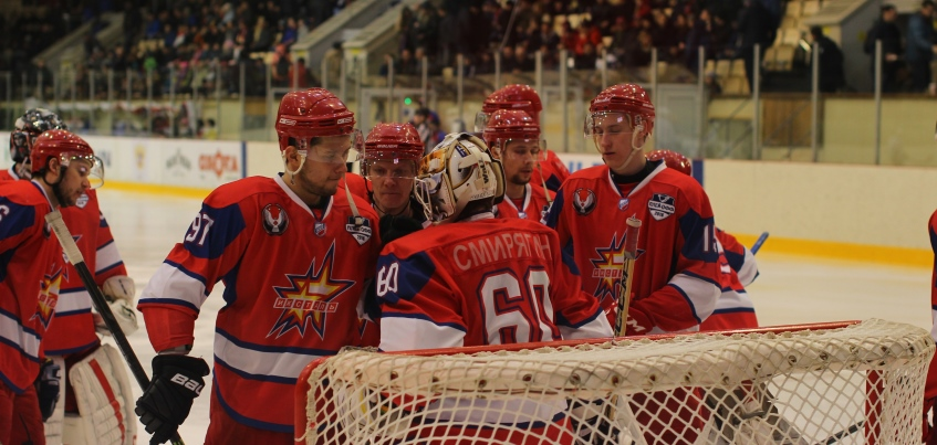 Ижевск может стать хоккейным городом России