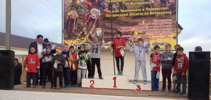 11-летний мотогонщик из Удмуртии взял «бронзу» на двух этапах первенства ПФО