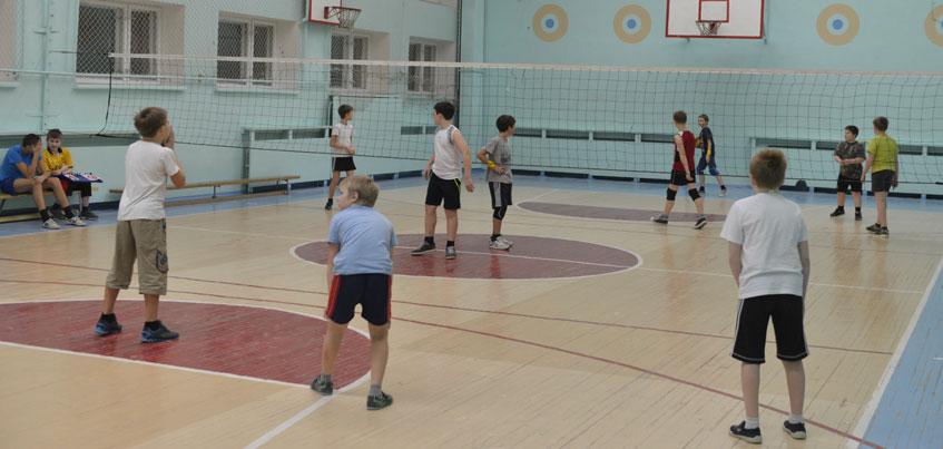 Удмуртия получит 16 млн рублей на создание спортзалов в сельских школах