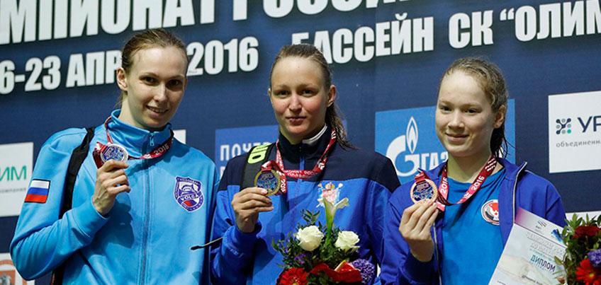 История маленького гения: 13-летняя пловчиха из Удмуртии на чемпионате России показала результат, как чемпионка мира