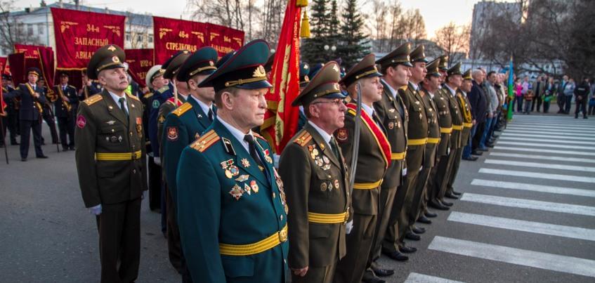 В Ижевске 6 мая из-за репетиции Парада Победы перекроют улицу Пушкинскую