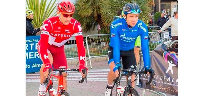 Велогонщики из Удмуртии выступят в Гранд-туре «Джиро д'Италия»