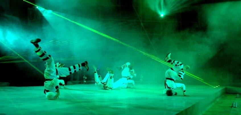 Конкурс: пройди тест и выиграй билеты на «Танцующую Россию»