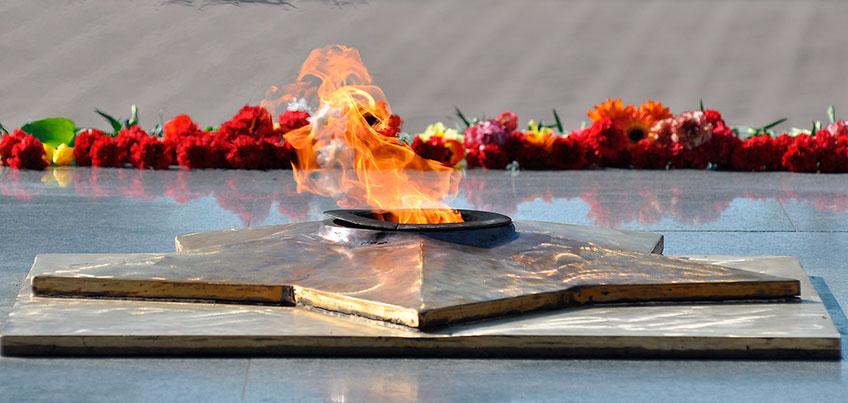 Детская неожиданность: что такое Вечный огонь и почему он вечный?
