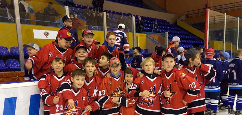 Команда «Ижсталь-2004» стала бронзовым призером международного турнира в Твери