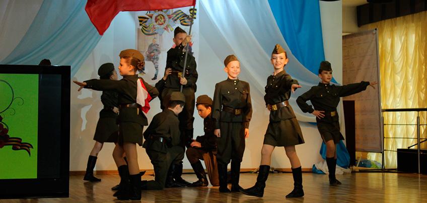 В Ижевске прошел городской кадетский бал