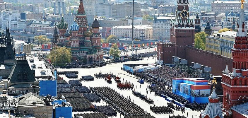 Боевая техника из Удмуртии будет представлена на Параде Победы 9 Мая в Москве