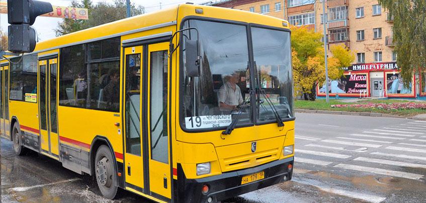 В Ижевске запустили дополнительные автобусы до кладбищ