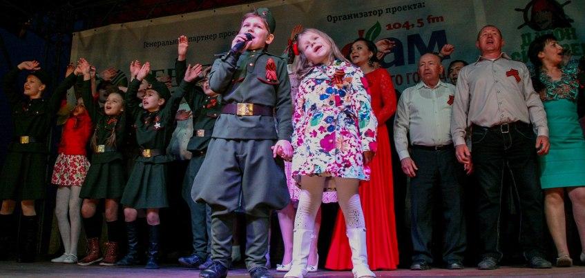 9 мая в 19:30 в Ижевске состоится гала-концерт проекта «Караоке-битва»