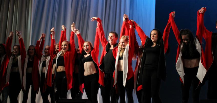 На Всероссийском фестивале «Танцующая Россия» победили команды из Ижевска