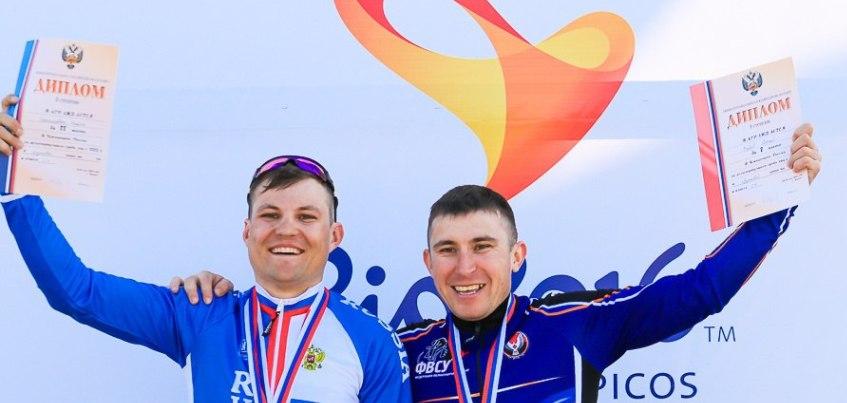 Велогонщики из Удмуртии Гильмутдинов и Пудов завоевали лицензии на Паралимпиаду