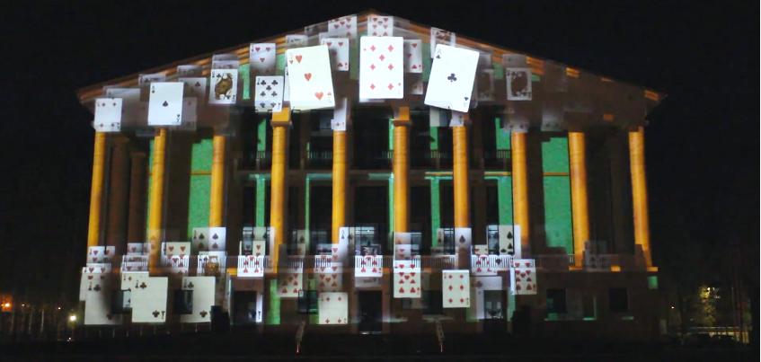 В Воткинске показали 3D-шоу «День с Чайковским»