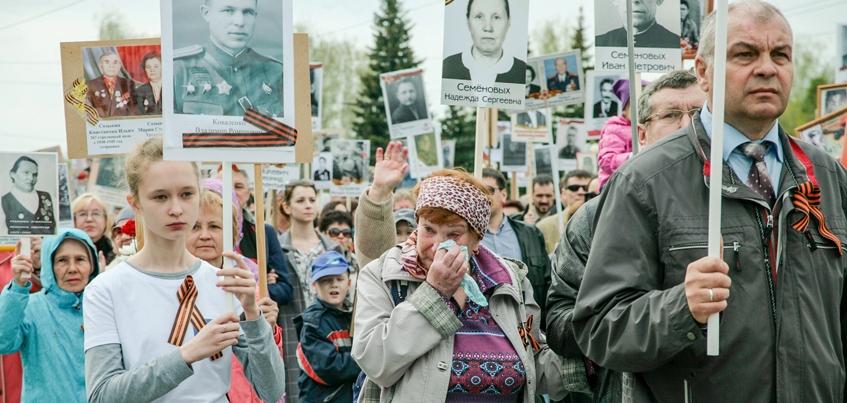 9 Мая в Ижевске: 36 самых эмоциональных фото