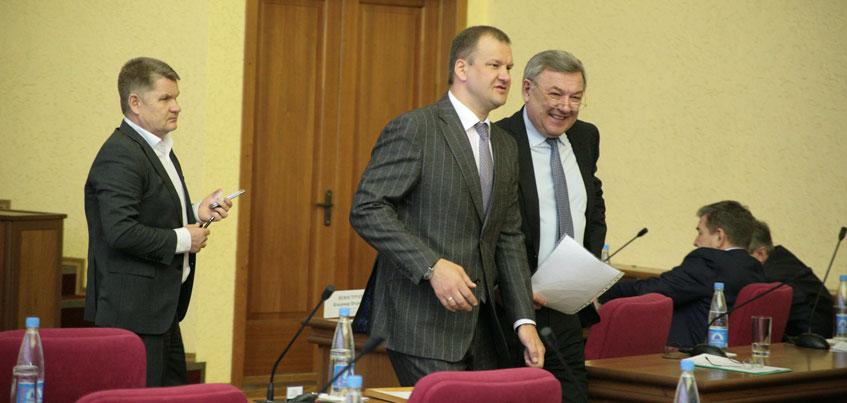 Председатель Гордумы Ижевска Олег Гарин заработал 1,7 млн рублей в 2015 году