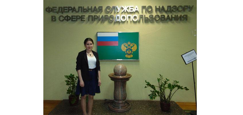 Школьница из Ижевска стала одной из победительниц Российского национального водного конкурса