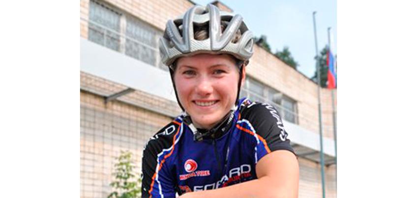 Ижевчанка Анна Коновалова попала в 10 сильнейших на чемпионате Европы по маунтинбайку