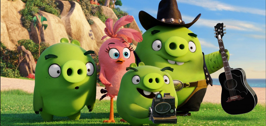 Angry Birds в кино, Черные праздники, Голограмма для короля: кино в Ижевске с 12 мая