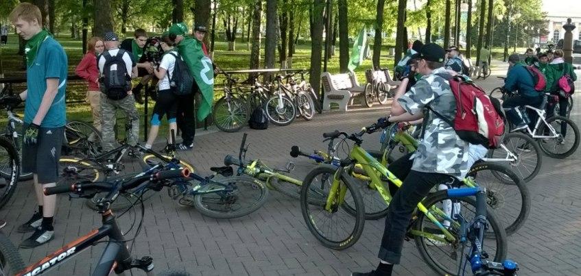 20 мая ижевчане смогут присоединиться к акции «На работу на велосипеде»