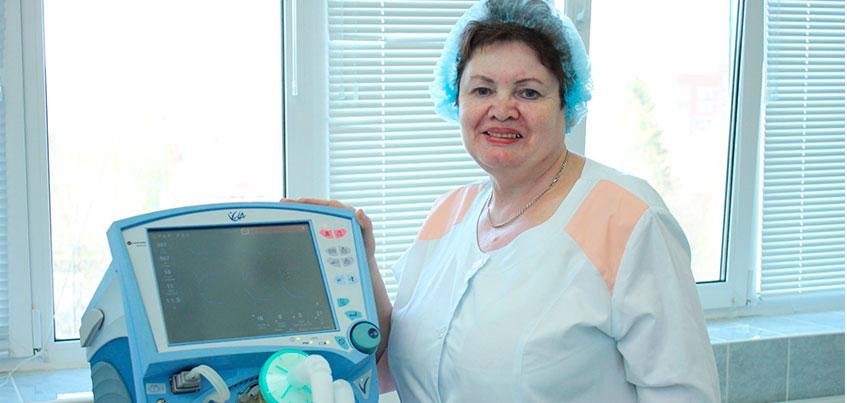 Ижевская медсестра рассказала, как встретила свою любовь в больнице и принимала роды в реанимации