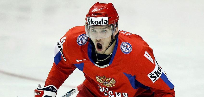 Сборная России по хоккею разгромила команду Дании