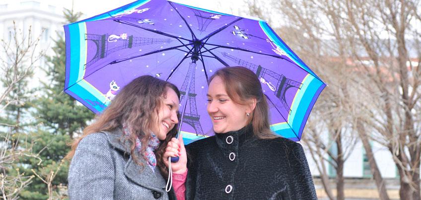 В Ижевске в выходные будет холодно