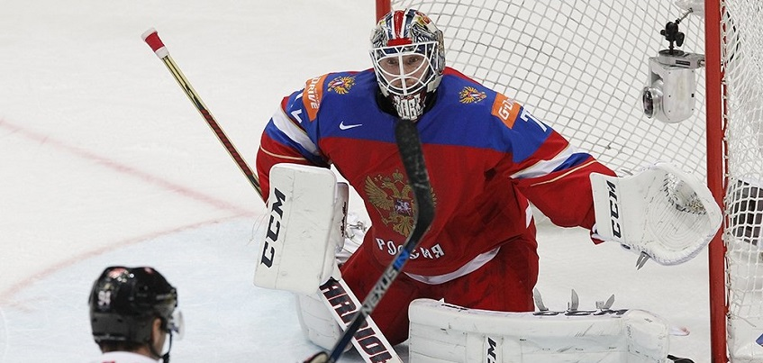Сборная России по хоккею обыграла команду Швейцарии со счётом 5:1