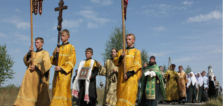 В Ижевске пройдет Крестный ход по Центральной площади