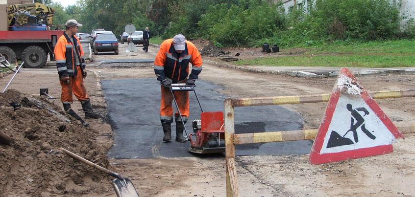 В Удмуртии отремонтируют дороги к приезду Владимира Путина на 200 млн рублей