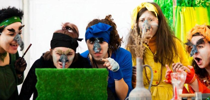 Театр Les Partisans из Ижевска: Мы сами оплачиваем себе поездку на фестиваль во Францию