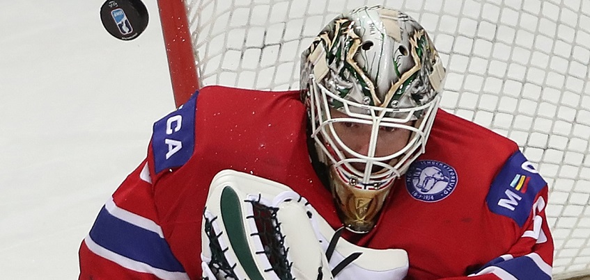 Сборная России по хоккею одержала очередную победу на Чемпионате Мира