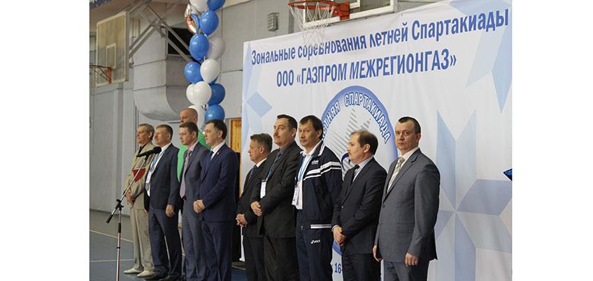 С 16 по 20 мая в Ижевске пройдут зональные соревнования летней Спартакиады ООО «Газпром межрегионгаз»