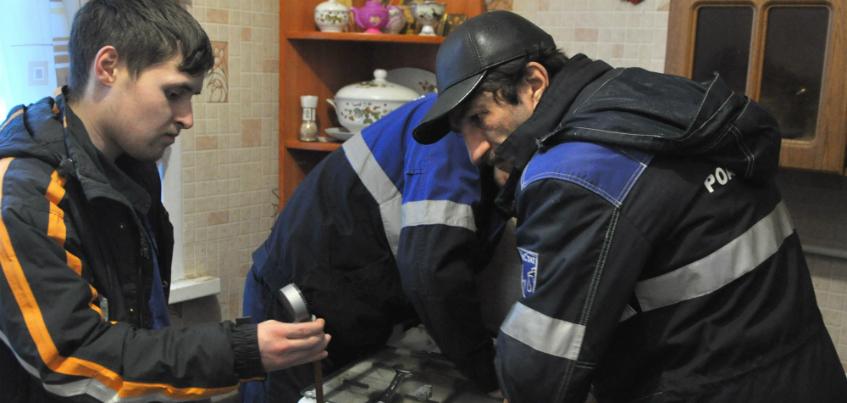 В Ижевске из-за конфликта обслуживающей компании с газовиками жители дома на Молодежной остались без газа