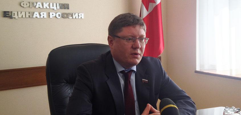 Вице-спикер Госдумы Андрей Исаев: Ижевчан волнуют дороги, медицина и образование