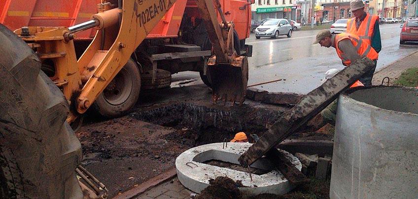 В Ижевске могут установить задвижки на ливневых канализациях, чтобы избежать подтоплений в паводок